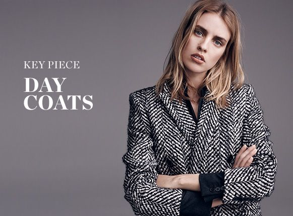 KEY PIECE: DAY COATS