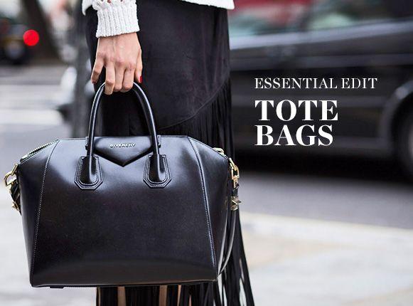ESSENTIAL EDIT: TOTE BAGS