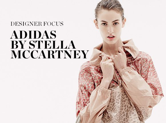DESIGNER FOCUS: ADIDAS BY STELLA MCCARTNEY