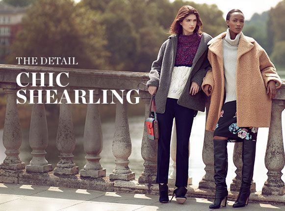 THE DETAIL: CHIC SHEARLING