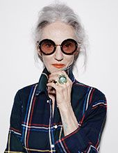 MY FASHION LIFE: Linda Rodin