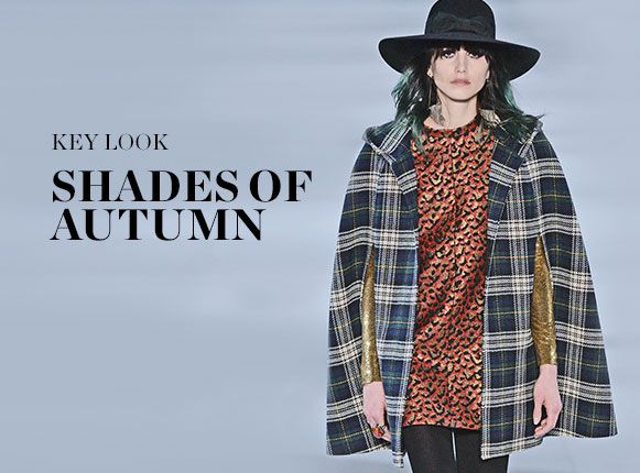 KEY PIECE: SHADES OF AUTUMN