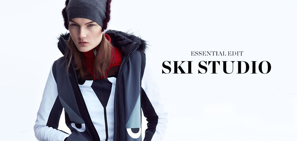 ESSENTIAL EDIT: SKI STUDIO