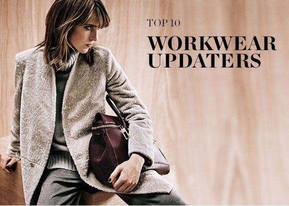 TOP 10: WORKWEAR UPDATES