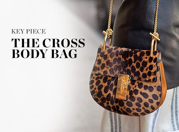 KEY PIECE: THE CROSS BODY BAG