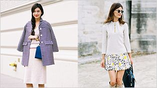 HOW TO WEAR: THE SKIRT