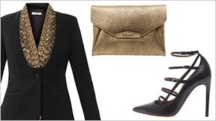HOW TO WEAR: RED-CARPET GLAMOUR