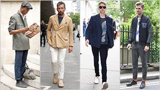 STREET STYLE: THE SPRING JACKET