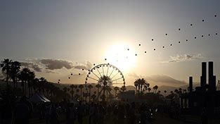 THE VACATION REPORT: WELCOME TO COACHELLA