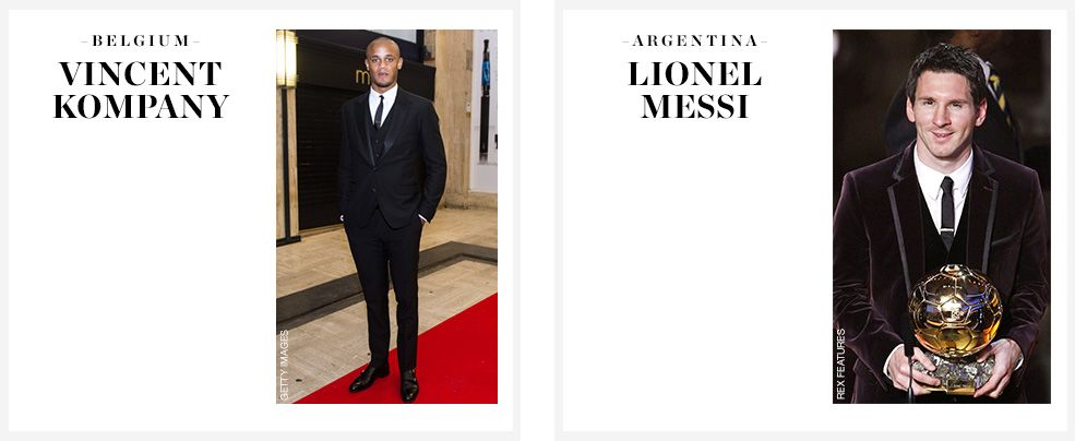 Style Opinion World Cup Players To Know Matchesfashion Com