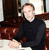 MY DESK: MARCUS WAREING