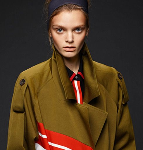 THE TREND REPORT PRE-AW15: MODERN MILITARY