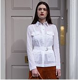 Modern Girl's Guide To: WEARING THE WHITE SHIRT