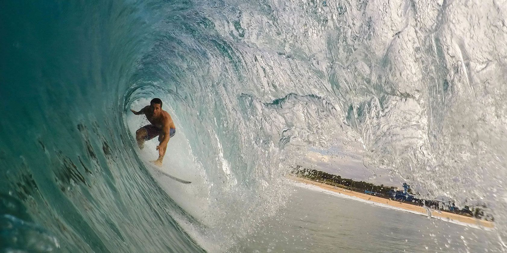 THE WELLNESS REPORT: SURF AND SPA