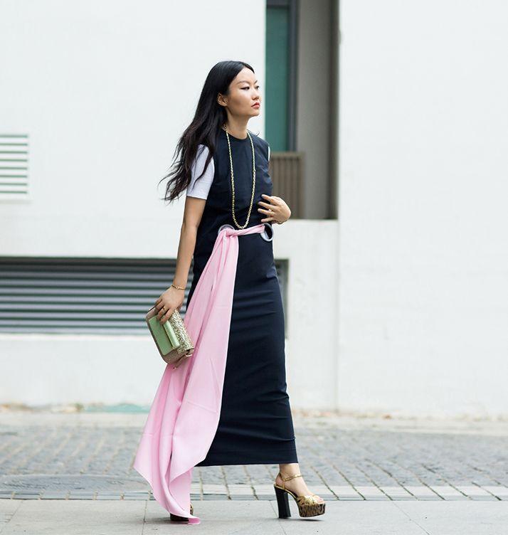 10 Rules Of Style Lucia Liu Of T Magazine Ss16 Matchesfashion Com Uk