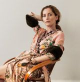 MY FASHION LIFE: LUCIE DE LA FALAISE
