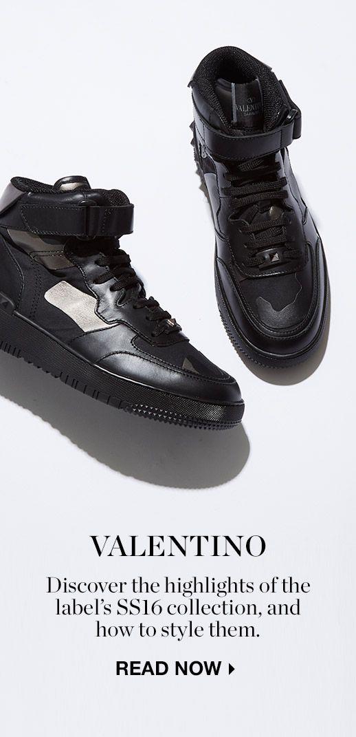 TOP 10: VALENTINO