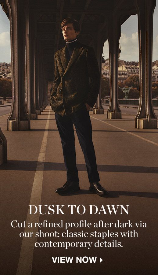 THE SHOOT: DUSK TO DAWN