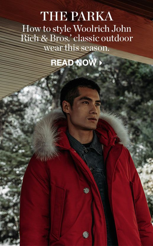 HOW TO WEAR: THE PARKA