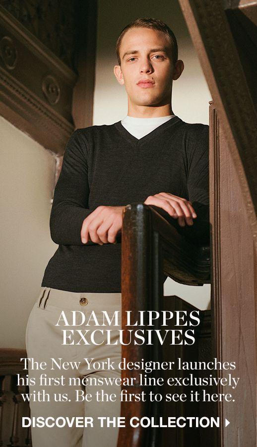 ADAM LIPPES MW TRUNK SHOW