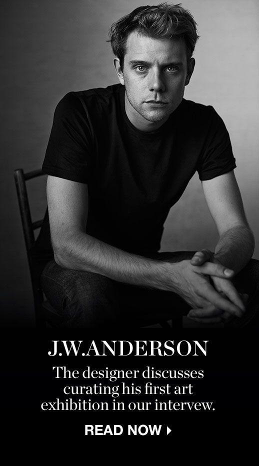 THE CULTURE REPORT: J.W.ANDERSON