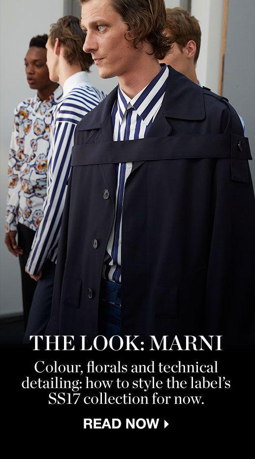 THE LOOK: MARNI SS17