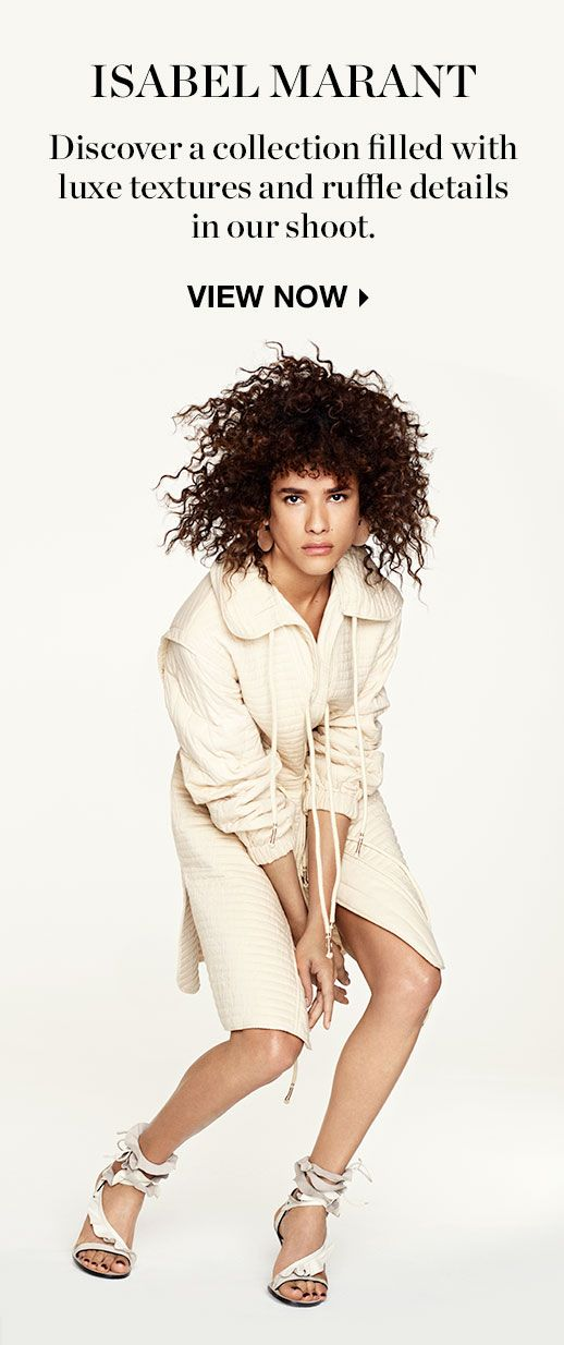 THE SHOOT: ISABEL MARANT >