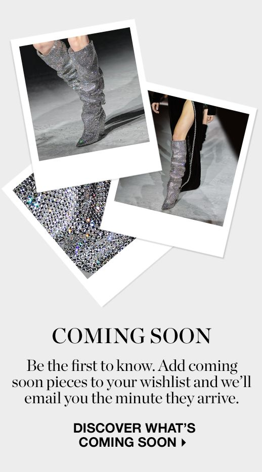 DISCOVER WHAT'S COMING SOON >