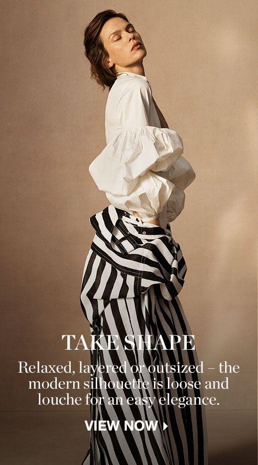 THE SHOOT: TAKE SHAPE >