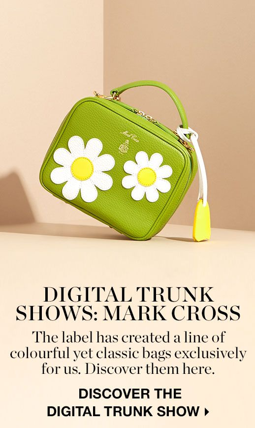 DIGITAL TRUNK SHOWS: MARK CROSS