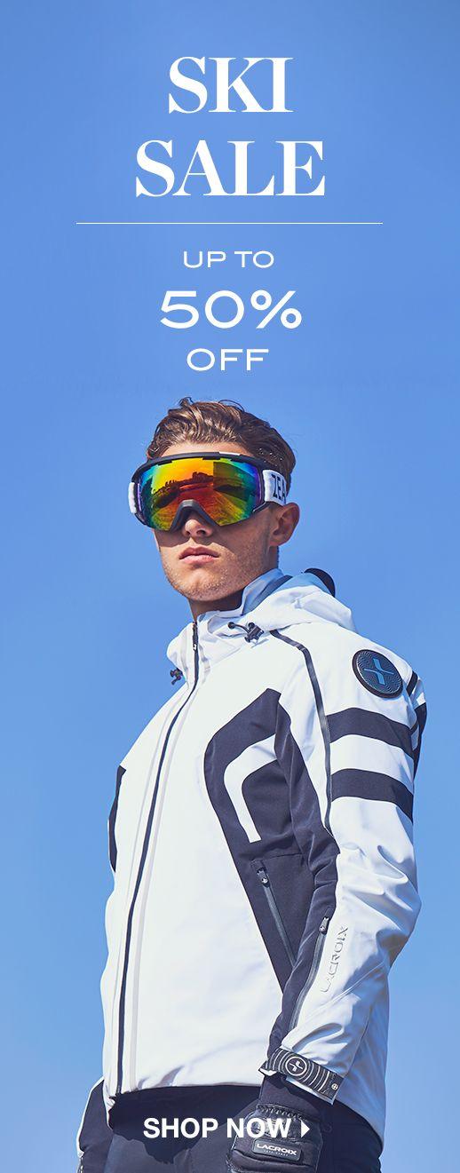 Ski 50% Mens Sale