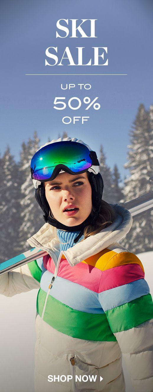 Ski 50% Womens Sale