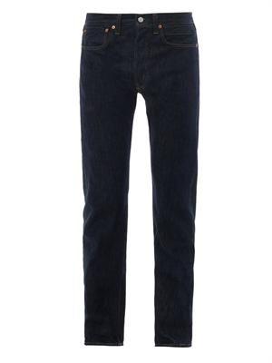 1947 straight-leg 12oz jeans