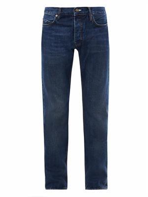 J.M-2 straight-leg jeans