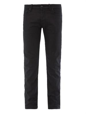 Skinny-leg denim jeans