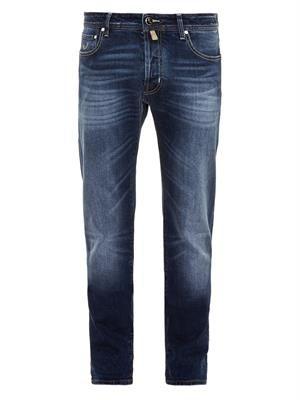 Slim-leg jeans