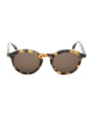 X Garrett Leight acetate sunglasses