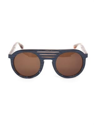 X Melinda Gloss acetate sunglasses