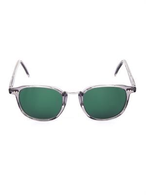 Thin frame sunglasses