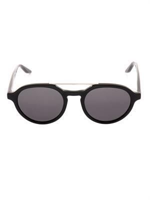 Bailey round-frame sunglasses