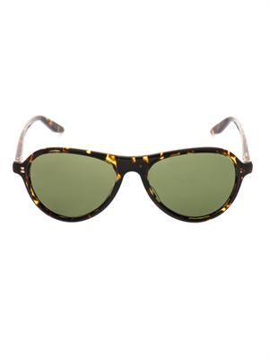 Giovanni aviator-style sunglasses