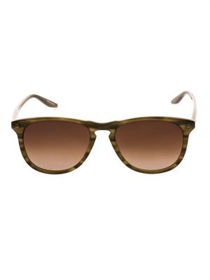 Mac round-frame sunglasses