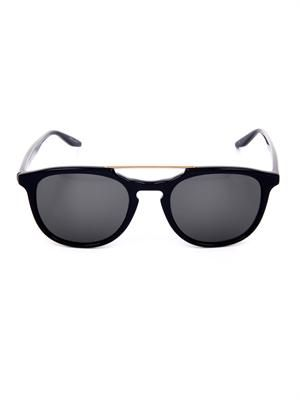 Rainey round-framed sunglasses