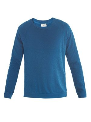 Muskegon crew-neck sweatshirt