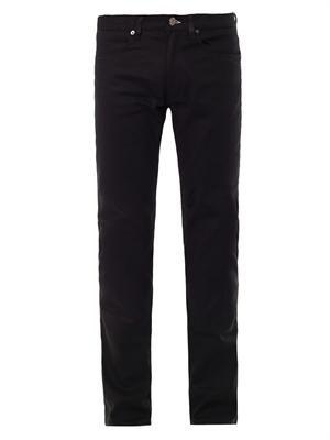 Max Cash slim-leg jeans
