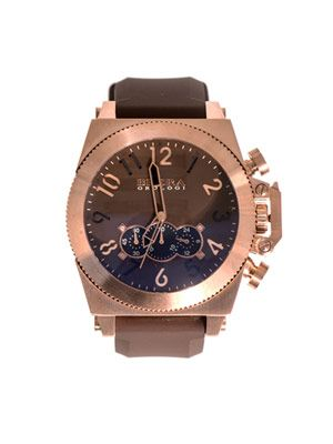 Militare rose-gold watch