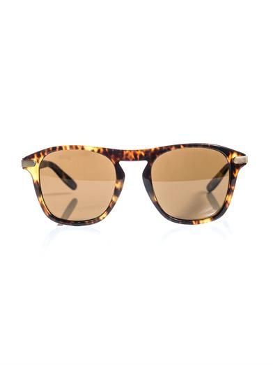 WISHLIST | Bottega Veneta tortoiseshell acetate sunglasses