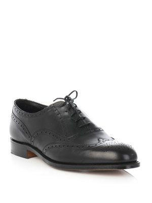 Temple brogues