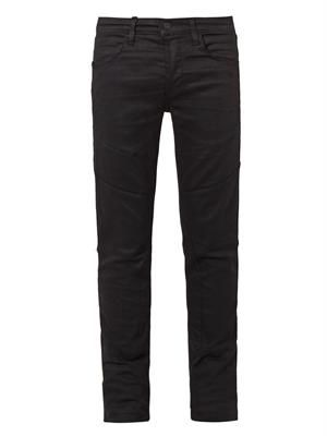 Mick skinny-leg moto jeans