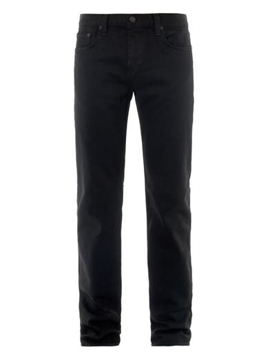 J Brand Kane slim straight-leg jeans